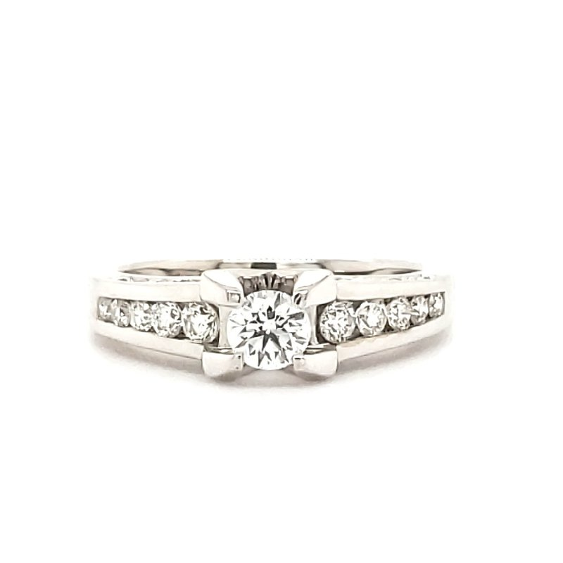 Estate Collection Engagement Ring