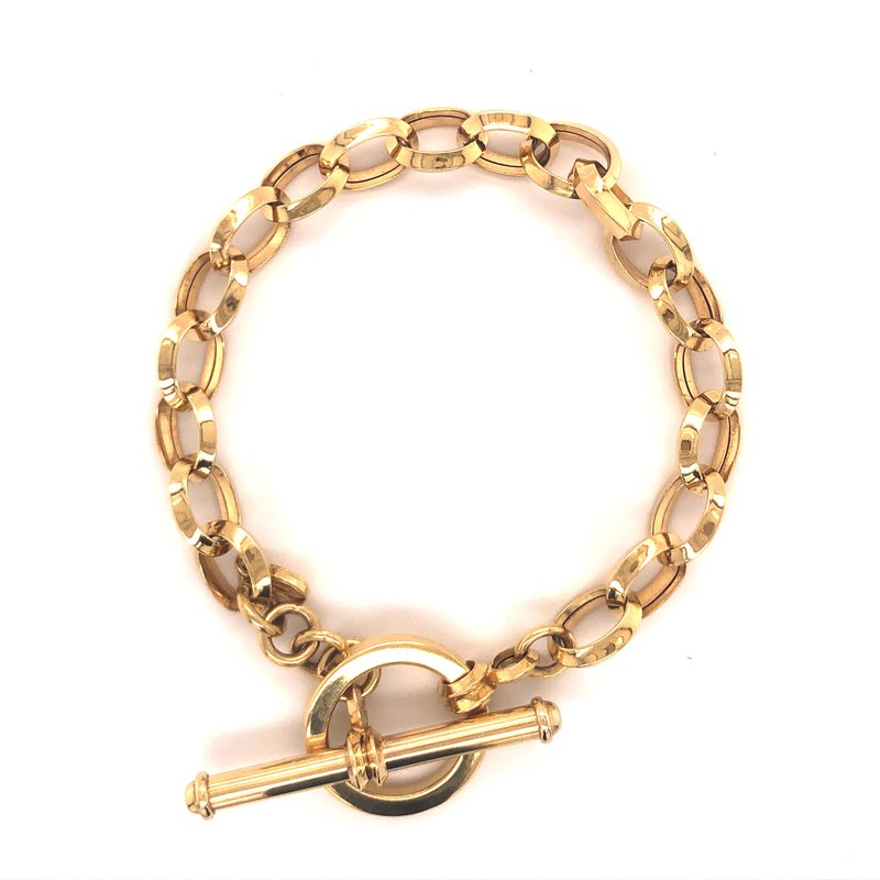 Estate Collection Rolo Fashion Bracelet