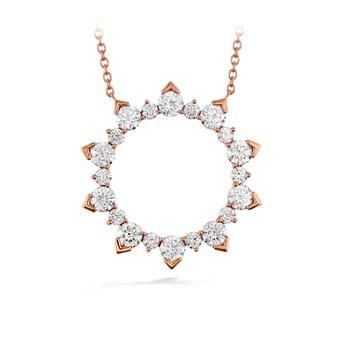 Hearts on Fire Aerial Eclipse Large Diamond Pendant