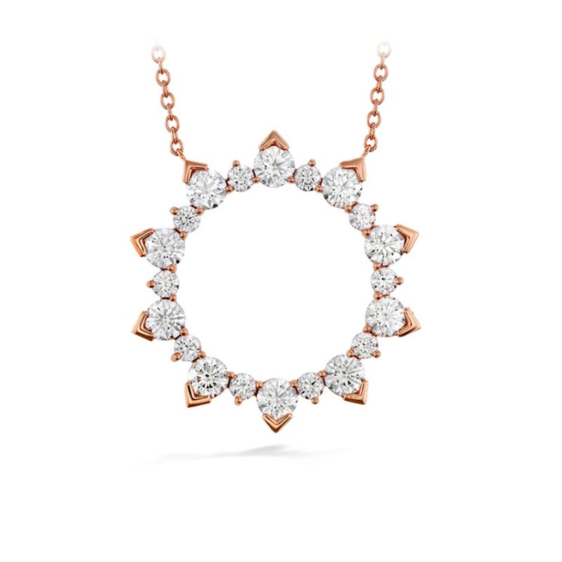 Sartor Hamann Signature Hearts on Fire Aerial Eclipse Large Diamond Pendant