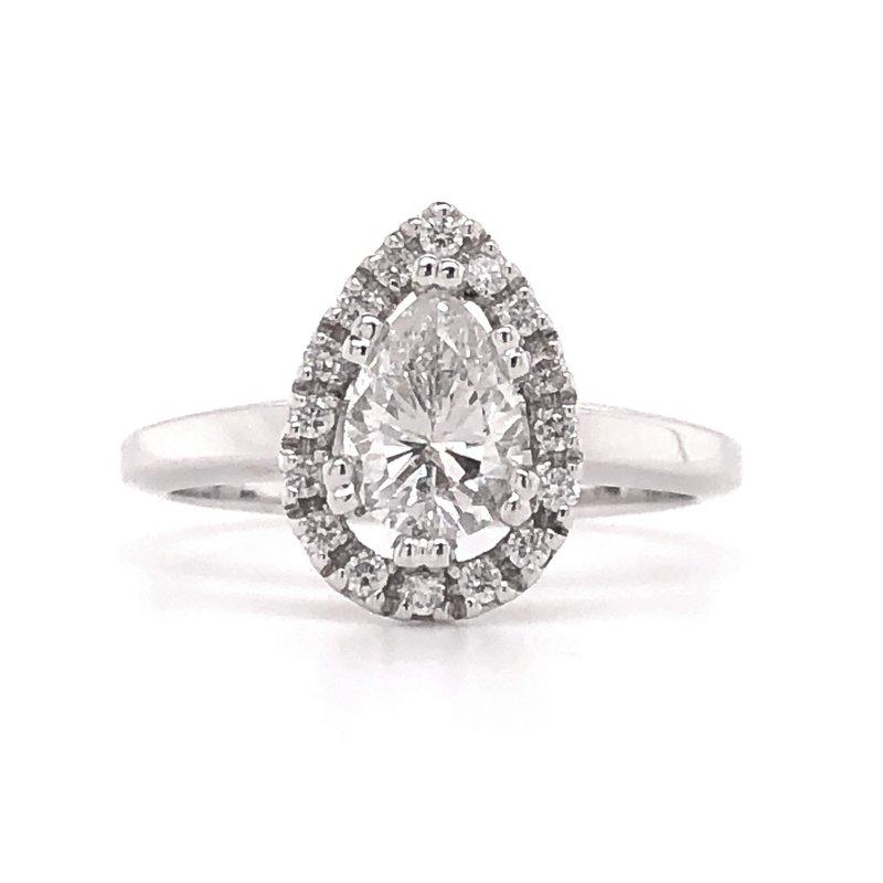 Sartor Hamann Bridal Engagement Ring