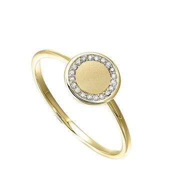 Disk Fashion Ring