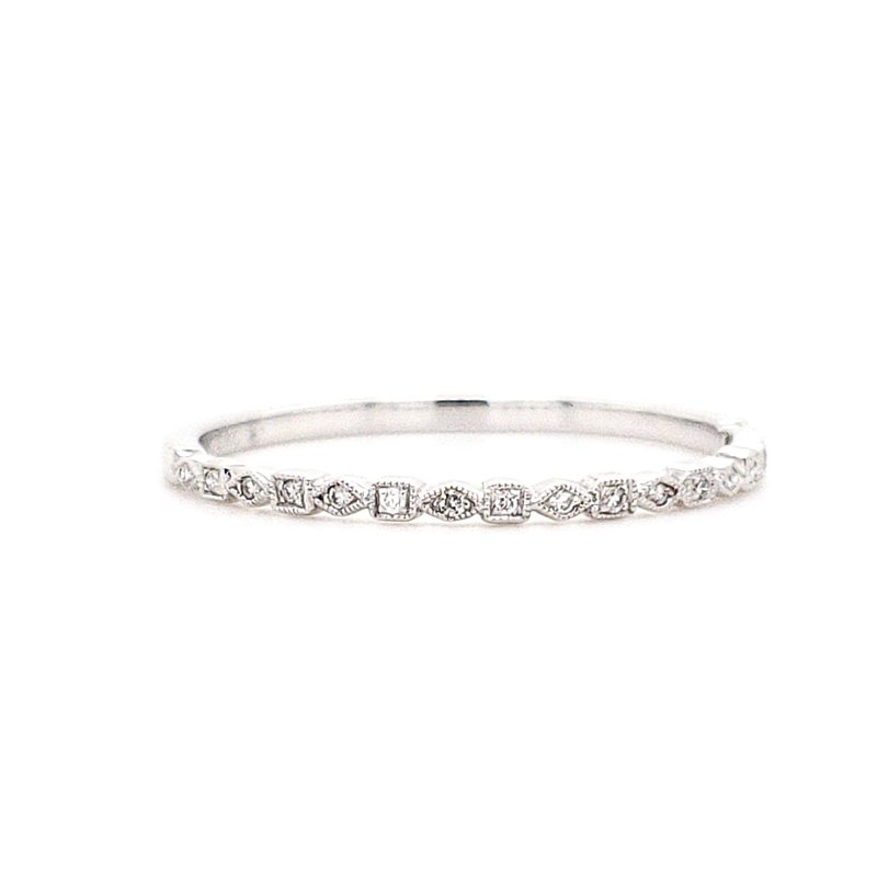 Sartor Hamann Closeouts Beverley K Petite Stackable Band Group A
