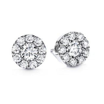 Hearts on Fire Fulfillment Stud Earrings