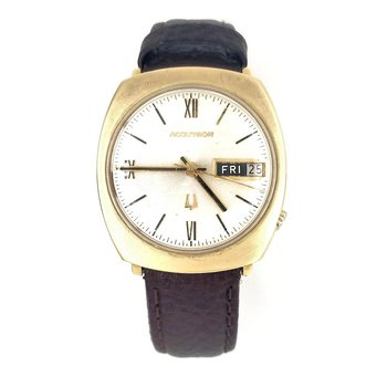 Vintage Mens Accutron Watch