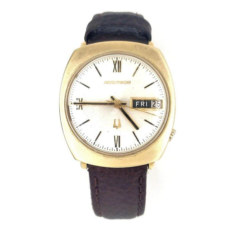 Estate Collection Vintage Mens Accutron Watch