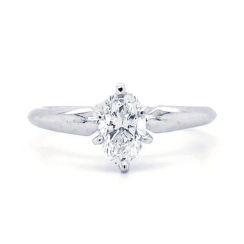 .51 CT Oval Solitaire