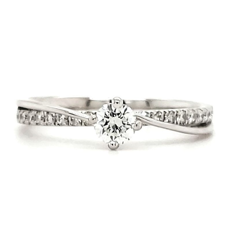 Sartor Hamann Bridal Engagement Ring