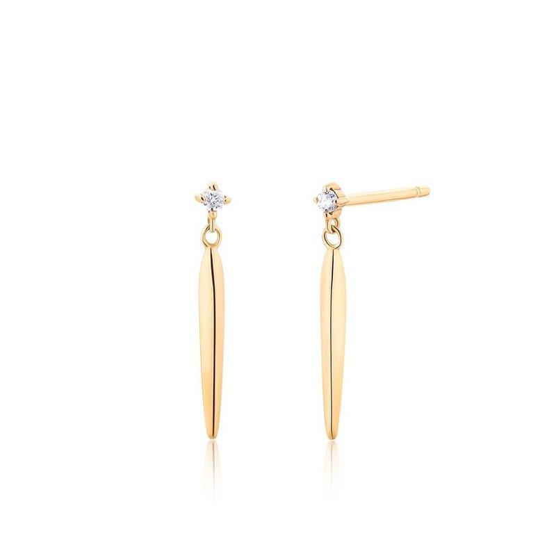 Aurelie Gi Josephine Dagger Earrings