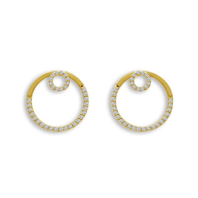 Sartor Hamann Signature Diamond Earrings