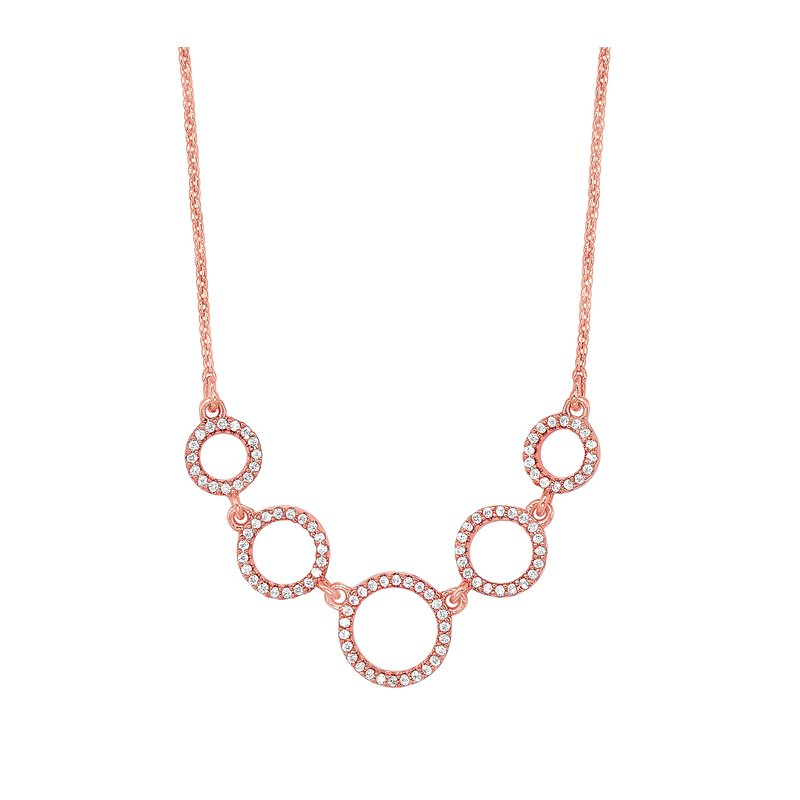 Sartor Hamann Signature 5 Circle Necklace