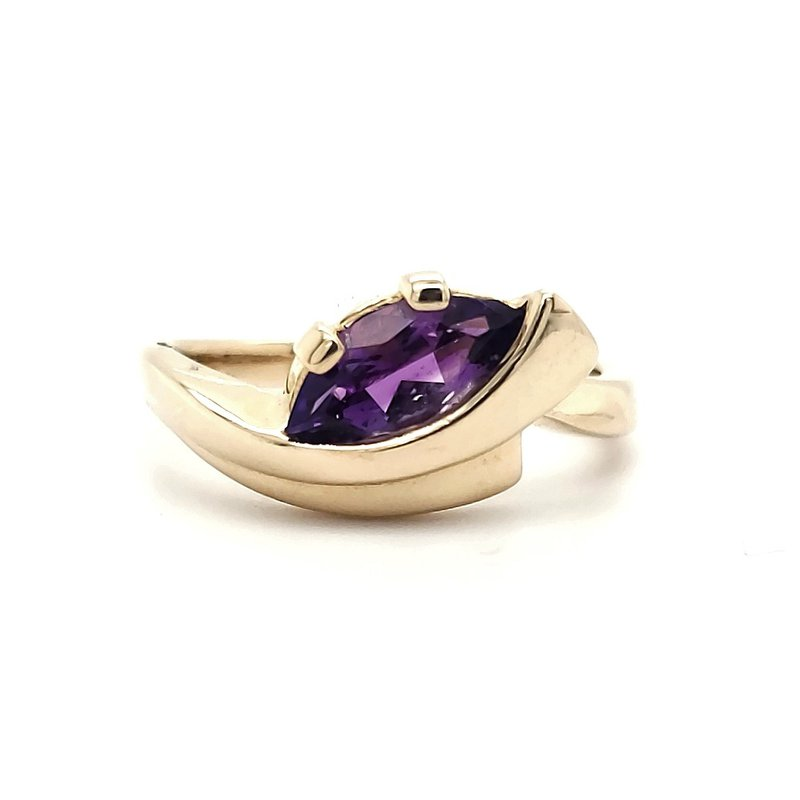 Estate Collection Amethyst Fashion Ring