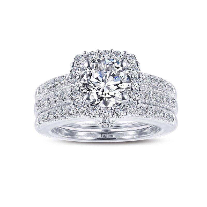 Sartor Hamann Signature Lafonn Sterling Silver Infinite Love Ring