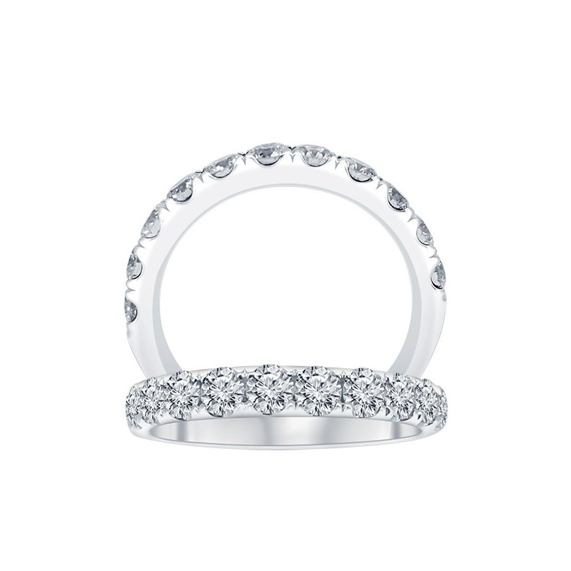 Sartor Hamann Bridal Anniversary Band - Lab Created in 5 Carat Weights