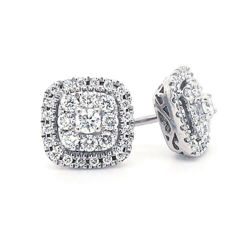 Estate Collection Neil Lane Diamond Earrings