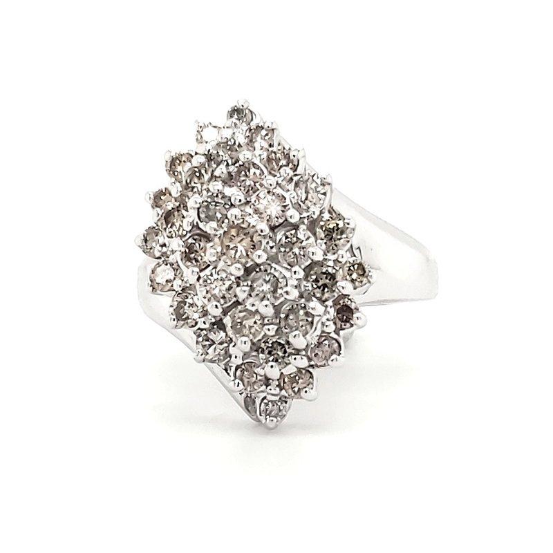 Estate Collection Diamond Fashion Ring