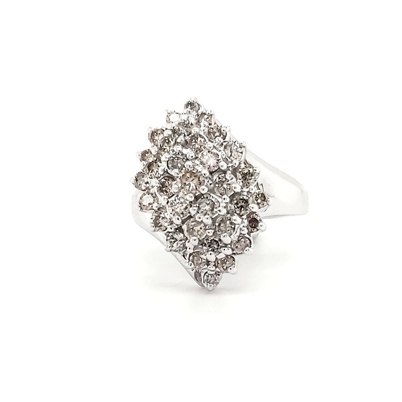 Estate Collection Diamond Fashion Ring