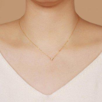 Zena Opal and Diamond Necklace