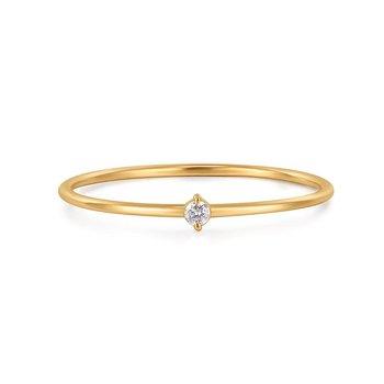 Riya Diamond Solitaire Ring