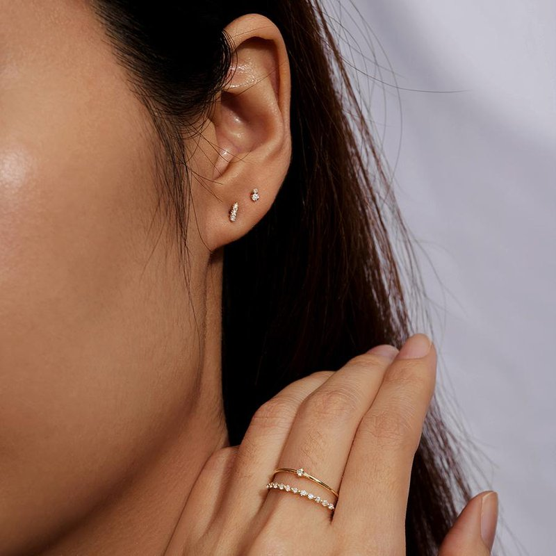 Aurelie Gi Riya Diamond Solitaire Ring