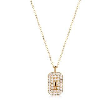 Galactica Diamond Polaris Necklace