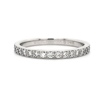 Prong Set Eternity Band