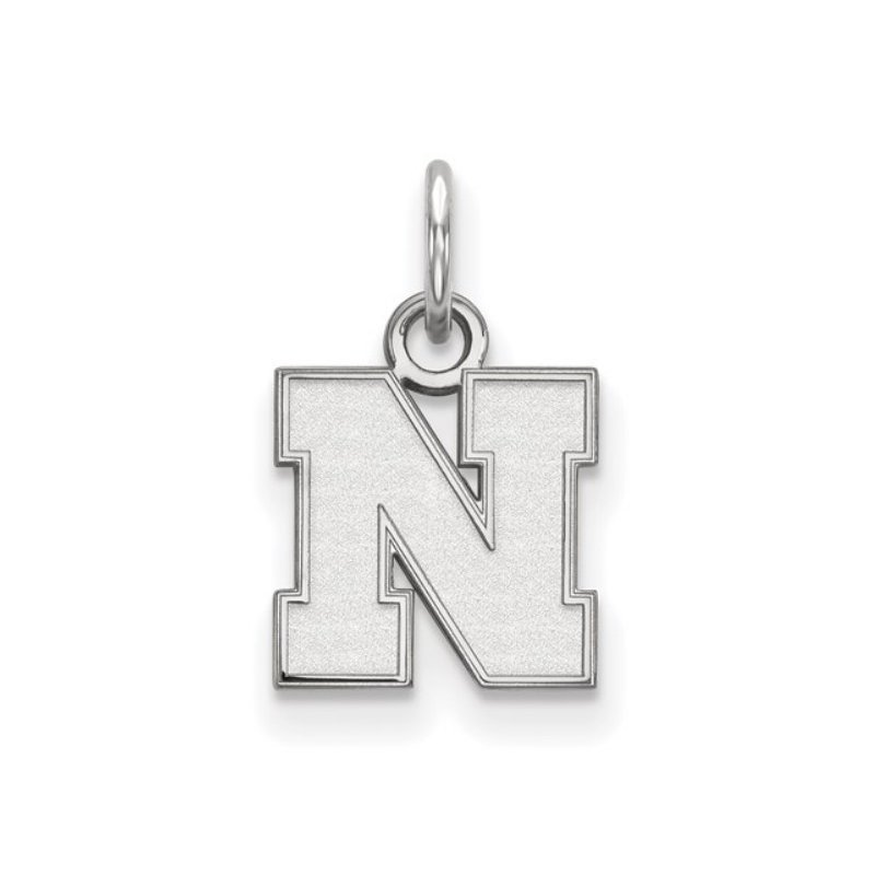 """Husker Jewelry Collection Husker """"N"""" Pendant"""
