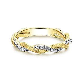 Gabriel Diamond Ring