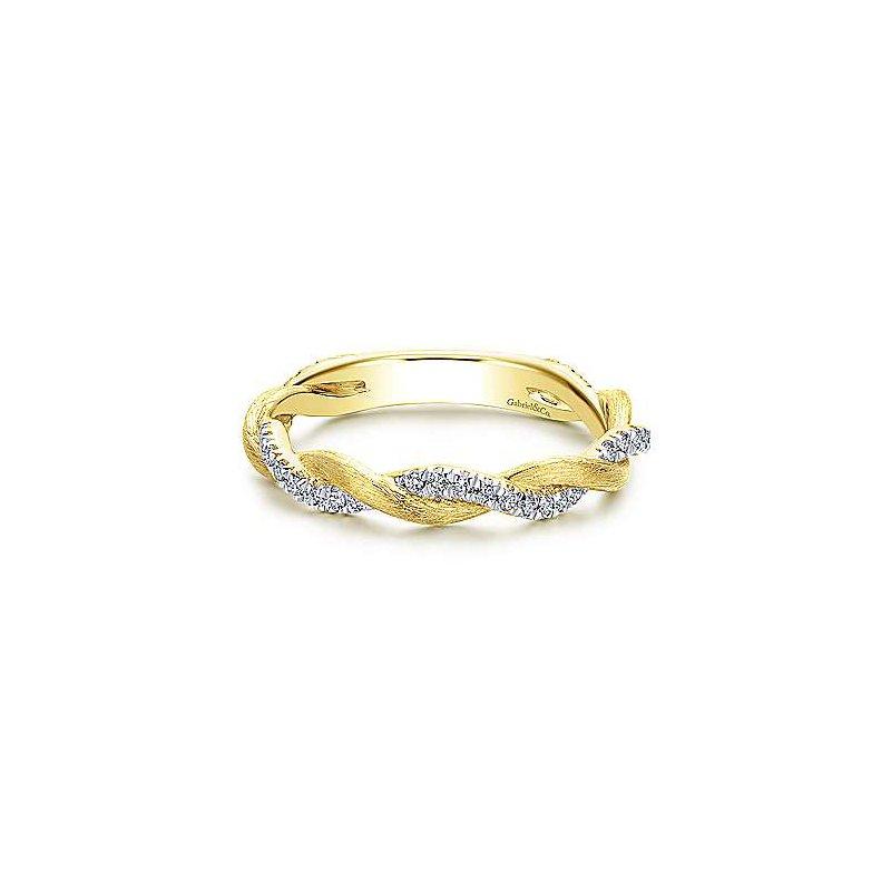 Sartor Hamann Signature Gabriel Diamond Ring