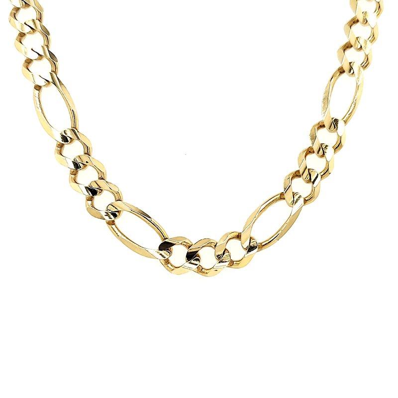 """Estate Collection 22"""" Figaro Chain"""