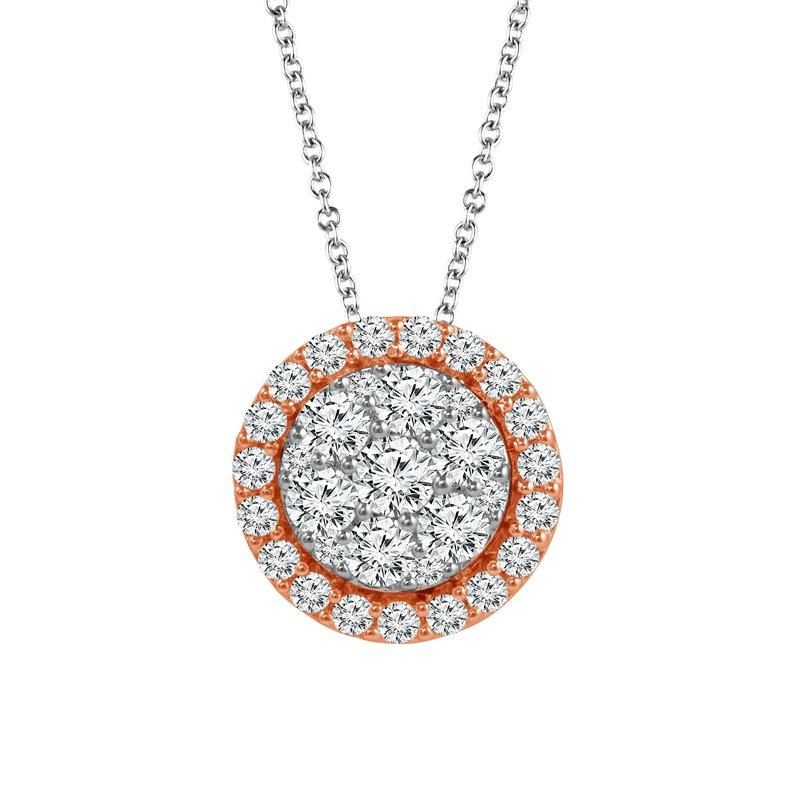 Sartor Hamann Signature Diamond Circle Pendant