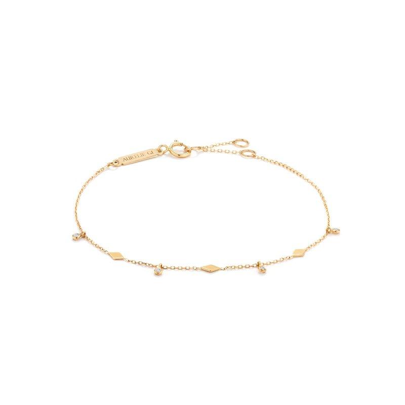 Aurelie Gi Soma Dangling Topaz Bracelet