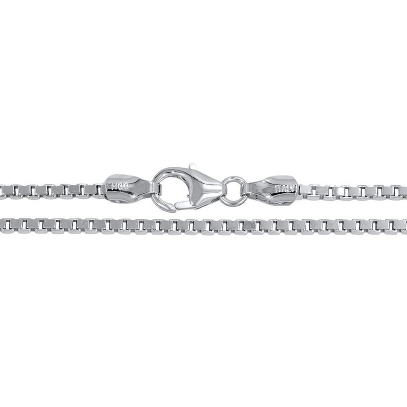 Box Chain 1.5mm (14K)