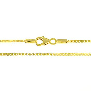 Box Chain 1.0 mm (14K)