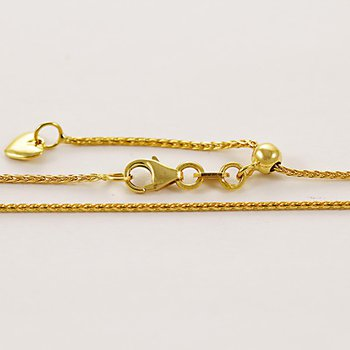 Adjustable Spiga 1.1mm (14K)