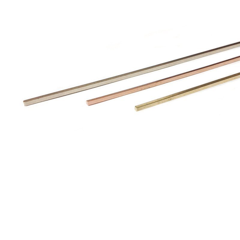 Flat Wire/ Sizing Stock (14K)