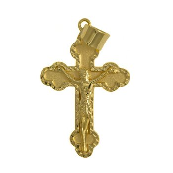 Crucifix- Diamond Cut #1065