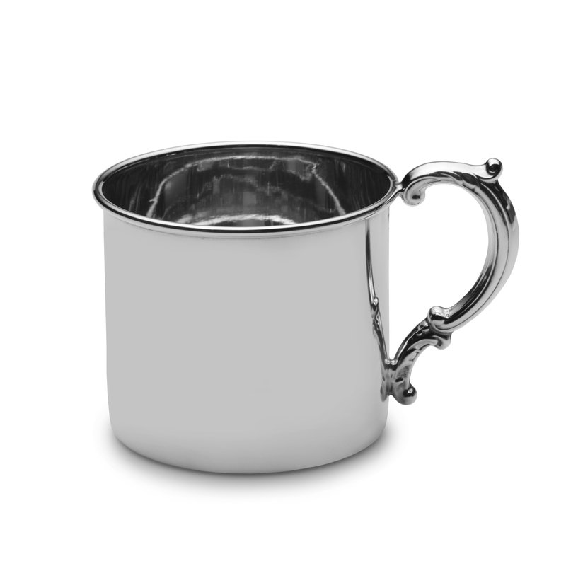 Lifetime Brands Baby Cup Classic  Sterling