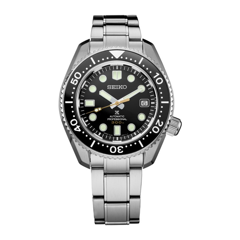Seiko Luxe Prospex 1968 Diver's Re-Creations SLA021
