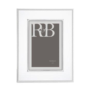 Lyndon Frame 5x7 Silverplate