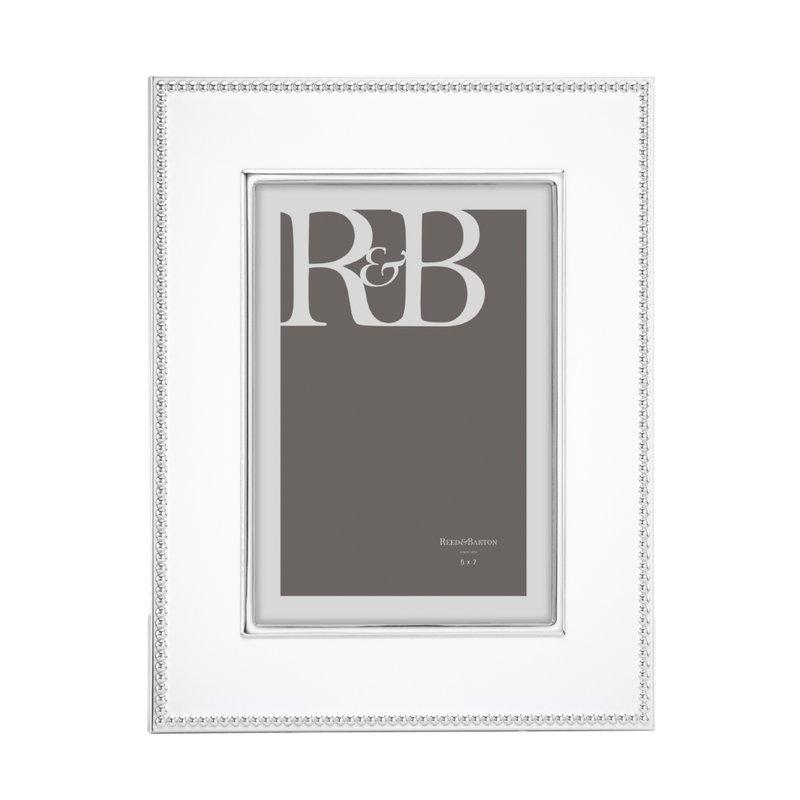 Lenox - Reed & Barton Lyndon Frame 5x7 Silverplate