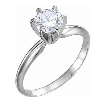 Diamond Engagement Ring 2.01ct Round Brilliant