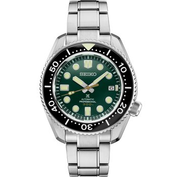 Prospex Automatic Divers Watch Green Dial SLA047