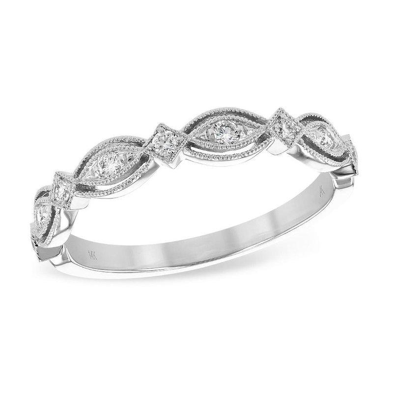 King's Bridal Diamond Design Band  .15tw  #050655