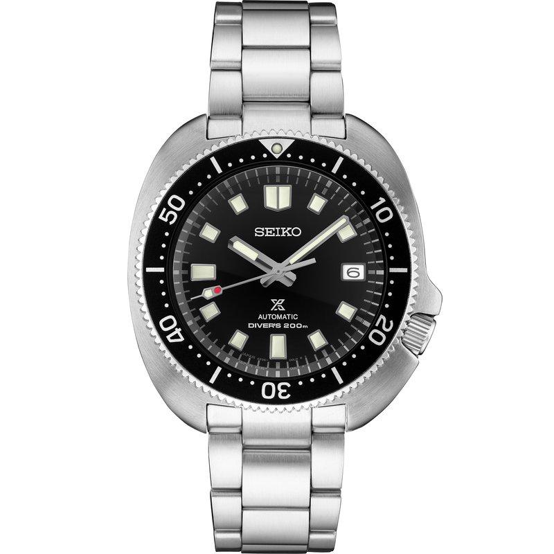 Seiko Luxe Prospex 1970 Diver's Re-Creation SPB151