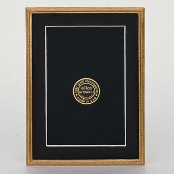 Elias Frame 5x7 Capstone Gold