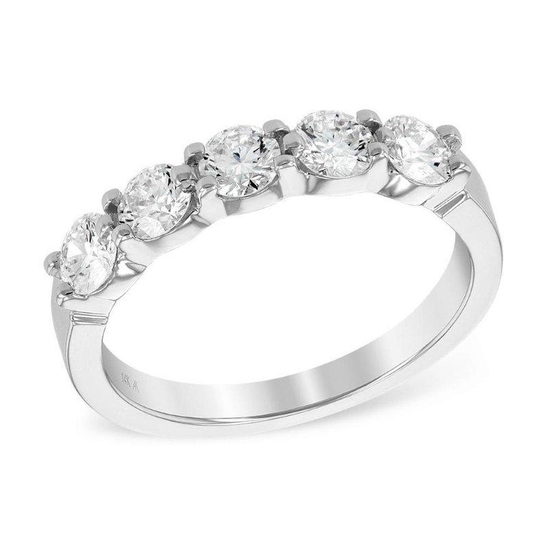 King's Bridal Shared Prong Diamond Band 1.00ct tw   #040212