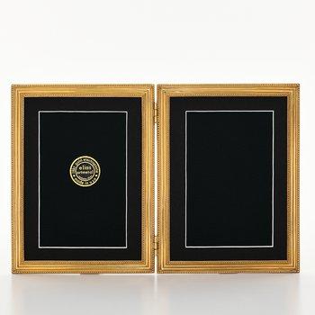 Elias Frame 5x7 Double Classico Gold