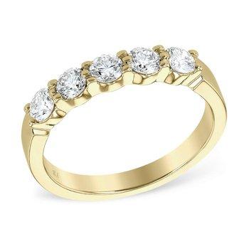 Shared Prong Diamond Band .75ct tw   #040152