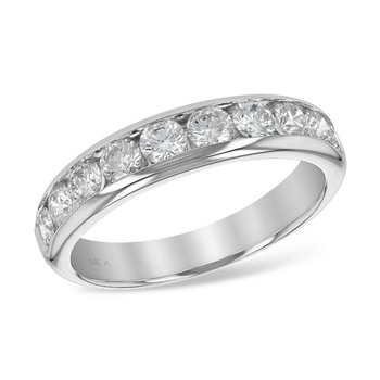Channel Set Diamond Band 1.00tw   #040203
